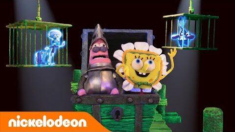 Bob Leponge Un Tour Effrayant Nickelodeon France 4Zbekcrunhi Image