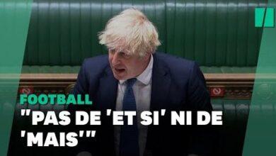 Boris Johnson Veut Interdire De Stade Les Personnes Ayant Tenu Des Propos Racistes En Ligne Evloqwk0Ufc Image