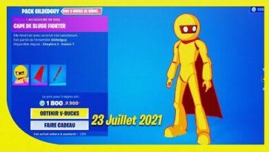 Boutique Fortnite Du 23 Juillet 2021 Item Rare 908 Jours Iishar78Hk0 Image