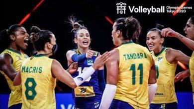 Brilliant Plays Of Womens Team Brazil 2X Olympic Champion Volleyball World 1Emf2I52 No Image