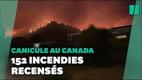 Canada Au Moins 700 Morts Lies A La Canicule Et Plus De 150 Feux En Cours Sc3Cplzhobo Image