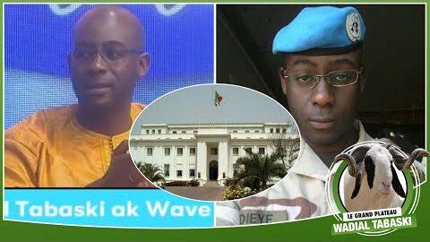 Capitaine Dieye Man Bimay Bayi Armee Pour Nek President De La Republique Mo Takh Karvetb5U8K Image