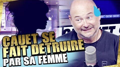 Cauet Se Fait Detruire Par Sa Femme Fuvlfjbnp5I Image