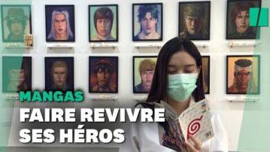 Cette Exposition Aide Les Fans De Manga A Faire Face Au Deuil De Leurs Heros 3Yb6Qpuc5Ck Image