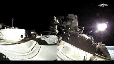 China Faz Primeira Caminhada Espacial Fora Da Estacao De Tiangong Naz0Qdnlvnc Image