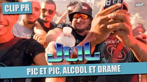Clip Pic Et Pic Alcool Et Drame Jul Clip Planete Rap Planeterap Gvbyugilqoc Image