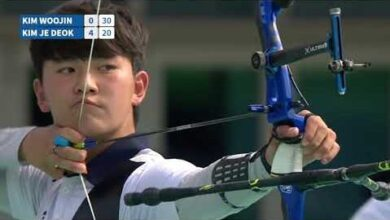 Condensed 17 Year Old Kim Je Deok Versus Two Time World Champion Kim Woojin Bg0Jxw4Jzxo Image