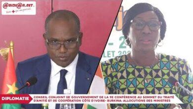 Conseil Conjoint De Gouvernement De La 9E Conference Au Sommet Du Traite Damitie Et De Cooperat 4T Ipap3Sb8 Image