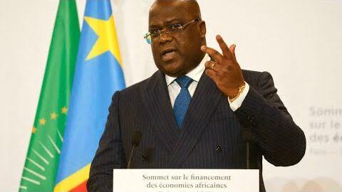 Covid 19 En Rd Congo Les Propos Anti Vaccin Du President Felix Tshisekedi Font Polemique Cft2O5Qwva0 Image