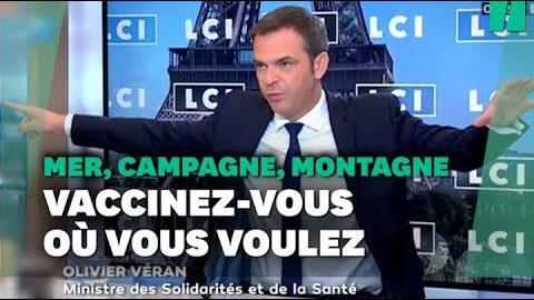 Covid Le Gouvernement A Fini Par Changer De Pied Sur La Vaccination Sur Son Lieu De Vacances 6Qx Tply86M Image