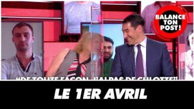 Cynthia Comedienne Drague Lourdement Karim Zeribi Pour Le 1Er Avril Tthryc3Nfzm Image
