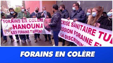 Cyril Hanouna Rencontre Les Forains Les Oublies Du Covid