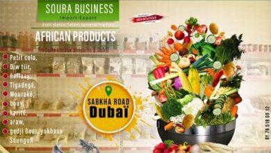 Darou Salam General Trading En Partenariat Avec Soura Business Import Export Dubai O1Lnt7C2P K Image
