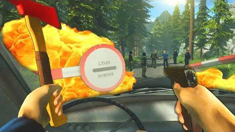 Das Verruckte Ende Vom Zoll Simulator Ddacttdhdkw Image