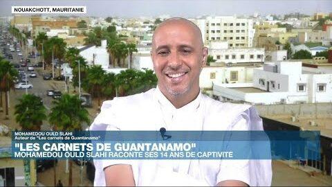 Detenu Pendant 14 Ans A Tort A Guantanamo Mohamedou Ould Slahi Veut Pardonner O France 24 Fy6Kn8Junku Image