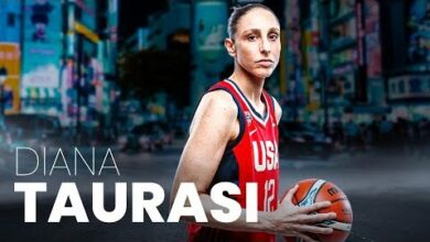 Diana Taurasis Top Plays For The Usa Players To Watch At Tokyo 2020 62Tbxywg Om Image