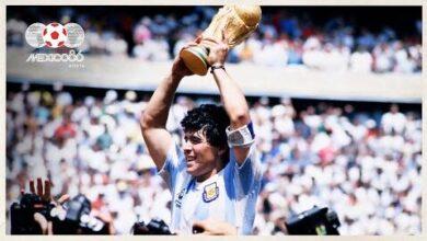 Diego Maradona The Legacy 1986 Fifa World Cup 1Yqlp9Ovopo Image