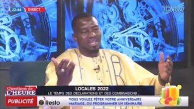 Direct Ecole Senegalaise Le Temps Des Crises Suivez Questions De Lheure Du 28 Juillet 2021 Hnwyml11Ods Image