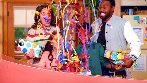 Disney Channel Party Tous Les Jours Des 20H25 Sur Disney Channel