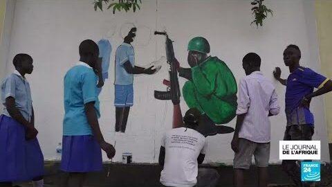 Dix Ans Apres Son Independance Les Espoirs Decus Du Soudan Du Sud O France 24 Emojlo9M17W Image