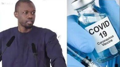 Ecouter Limportant Declaration De Ousmane Sonko Sur Le Vaccin Et La Situation Sanitaire Du Pays Cdfayqqdpyq Image