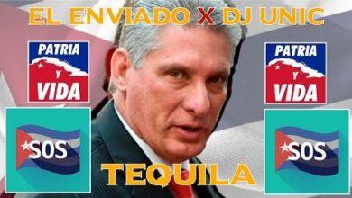 El Enviado Dj Unic Tequila Soscuba Vamos Por La Calle Libertad Patriayvida 6L9Fchnplti Image