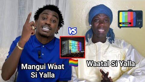 Enfin Wally Seck Vs Cheikh Abdou Sur Laffaire Lgbt Goordjiguene Watal Si Yalla N