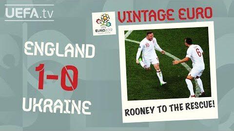 England 1 0 Ukraine Euro 2012 Vintage Euro 4K9Uqynm7Us Image