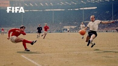 England At The Fifa World Cup Memorable Three Lions Goals 3Dijee9 7Wk Image