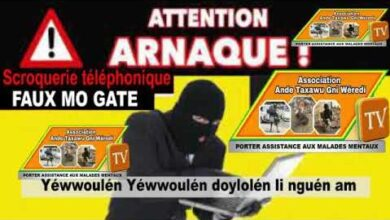 Escroquerie Telephonique Faux Mo Gate Ekhyoijk47A Image