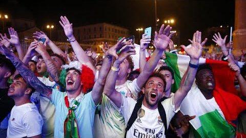 Espanha E Italia Nas Meias Finais