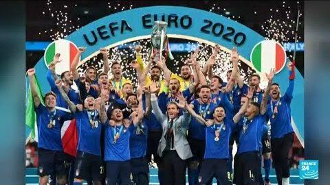 Euro 2021 53 Ans Apres Son Dernier Sacre Litalie Est De Nouveau Sur Le Toit De Leurope Ptzqq3Meqiu Image