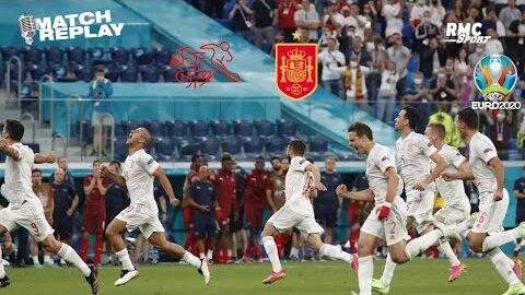 Euro 2021 Le Goal Replay De Suisse Espagne Avec Les Commentaires Rmc Nwfm8Ev8Lbo Image