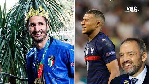 Euro 2021 Lequipe De France Na Rien A Envier A Litalie Selon Stephane Guy Qhzepeuio0K Image
