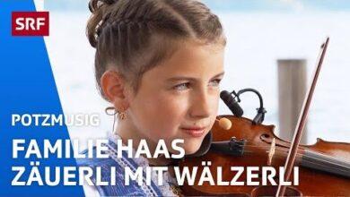 Familie Haas Zauerli Mit Walzerli Potzmusig Srf Musik X76Klk88Cre Image