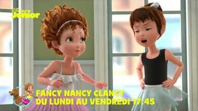 Fancy Nancy Clancy Du Lundi Au Vendredi A 17H45 Sur Disney Junior Ia0Akkkzmga Image