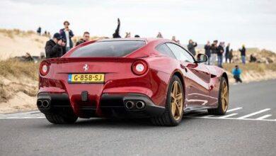 Ferrari F12 Berlinetta Accelerations Downshifts Revs 61Ybbrwajpg Image