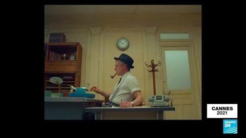 Festival De Cannes Wes Anderson Sur Le Tapis Rouge Avec The French Dispatch O France 24 Ksdlpfq28Jq Image