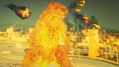Fin De Gta 5 Godzilla Destruction W2Lwksuqeo8 Image