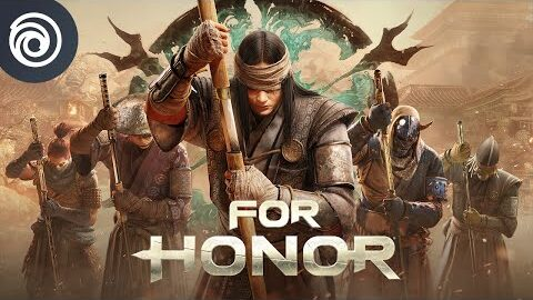 For Honor Become A Kyoshin Reveal Trailer