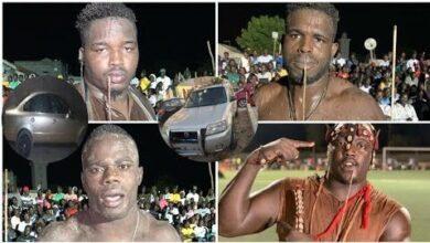 Gala De Ndiomdy Mise 2 Voitures Avec Ordinateur Serigne Ndiaye Sekou Diouf Doudou Sane Wsfqemoslbc Image