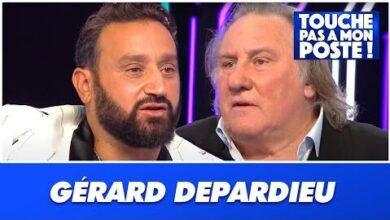 Gerard Depardieu Arrete Par La Police A Paris Il Raconte M Hfpjv8Syw Image