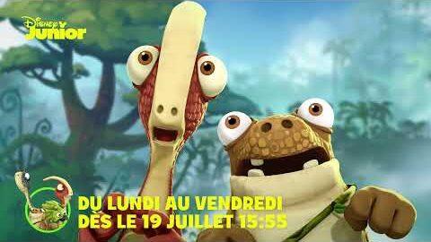 Gigantosaurus Du Lundi Au Vendredi Des Le 19 Juillet A 15H55 Sur Disney Junior