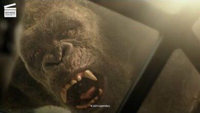 Godzilla Vs Kong Scene De Decouverte De La Terre Creuse Clip Hd Ep7Mzes Qb0 Image