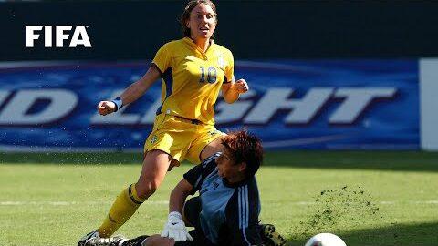 Hanna Ljungberg Fifa Womens World Cup Goals