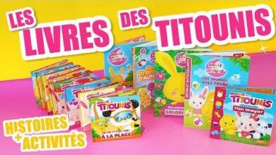 Histoires Et Activites Pour Enfants Livres Des Titounis Titounis Fhxdh8 B3Hw Image