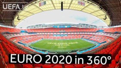 Italy V England Uefa Euro 2020 Final In 360 Voxbtvwvvrq Image