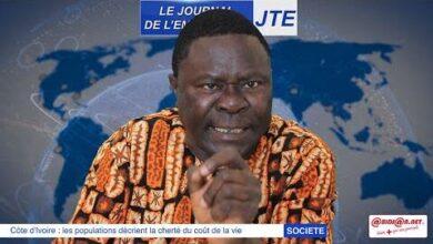Jte Cherte De La Vie Augmentation Des Prix Des Denrees Gbi De Fer Sans Detour Efmc 85Dx7G Image