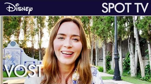 Jungle Cruise Spot Tv Emily Blunt Vost Disney Q3Vseqaryzm Image