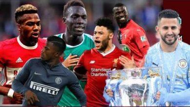 Keita Balde Et Lukaku Adama Traore A Liverpool Souleymane A Rouen Chamberlain A Westham Pwfckrfxnnm Image